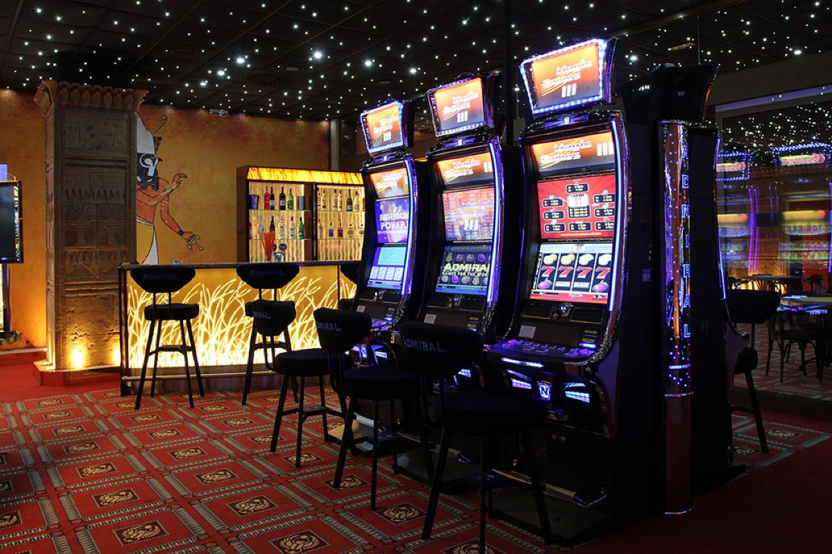 Admiral casino gambling standards